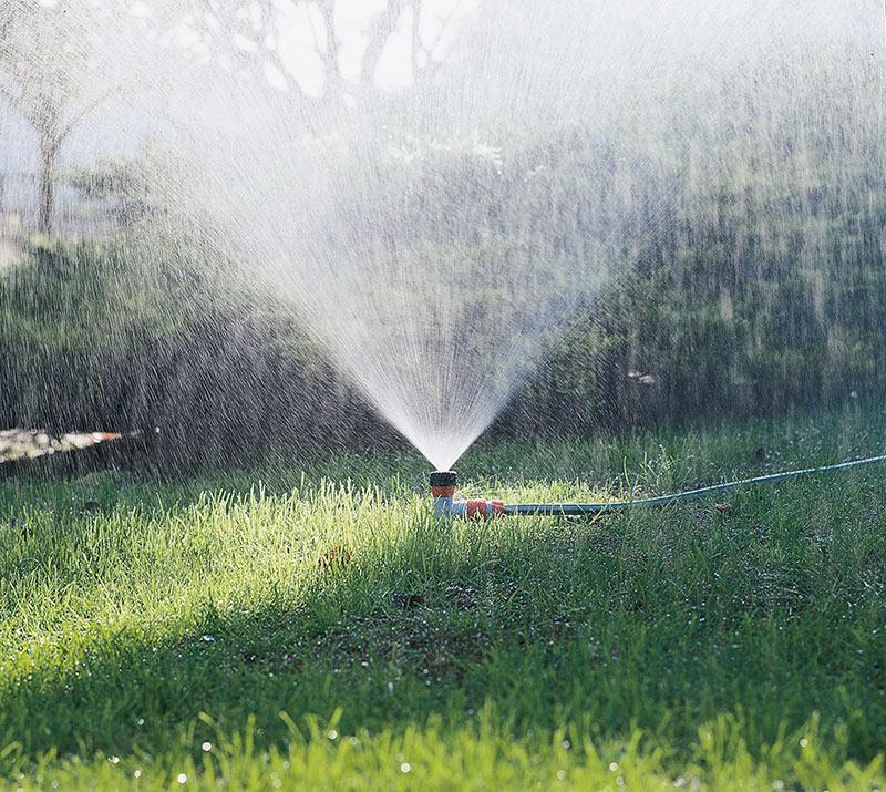 irrigatore fisso