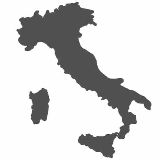 Retailers in Italy