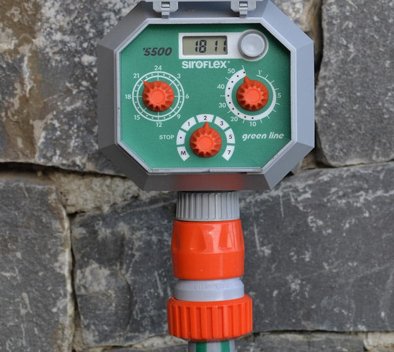 Electronic timer siroflex